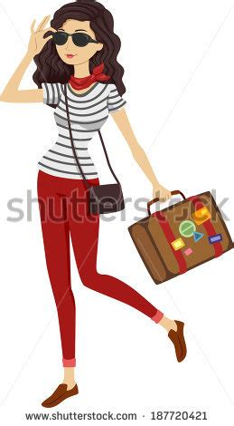 The suitcase lady thesis